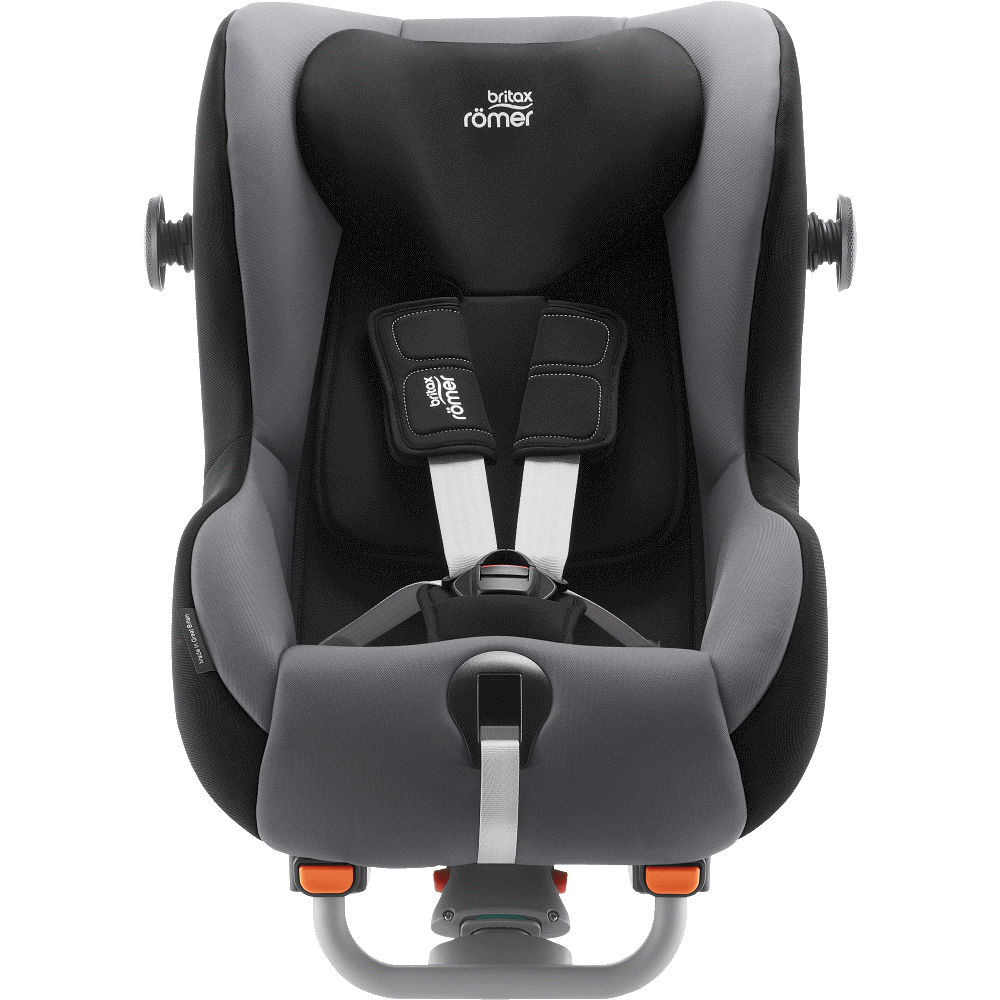 Britax Max-Way Plus 9-25 kg Storm Grey
