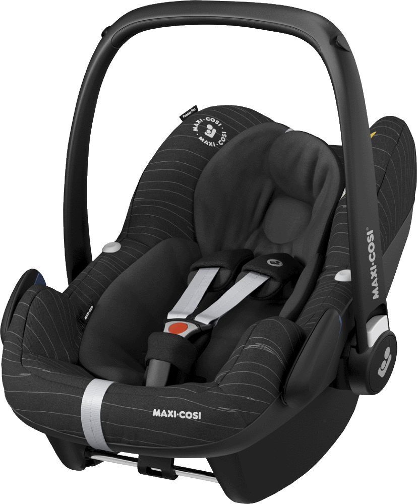 Maxi Cosi Pebble Pro i-Size Scribble Black