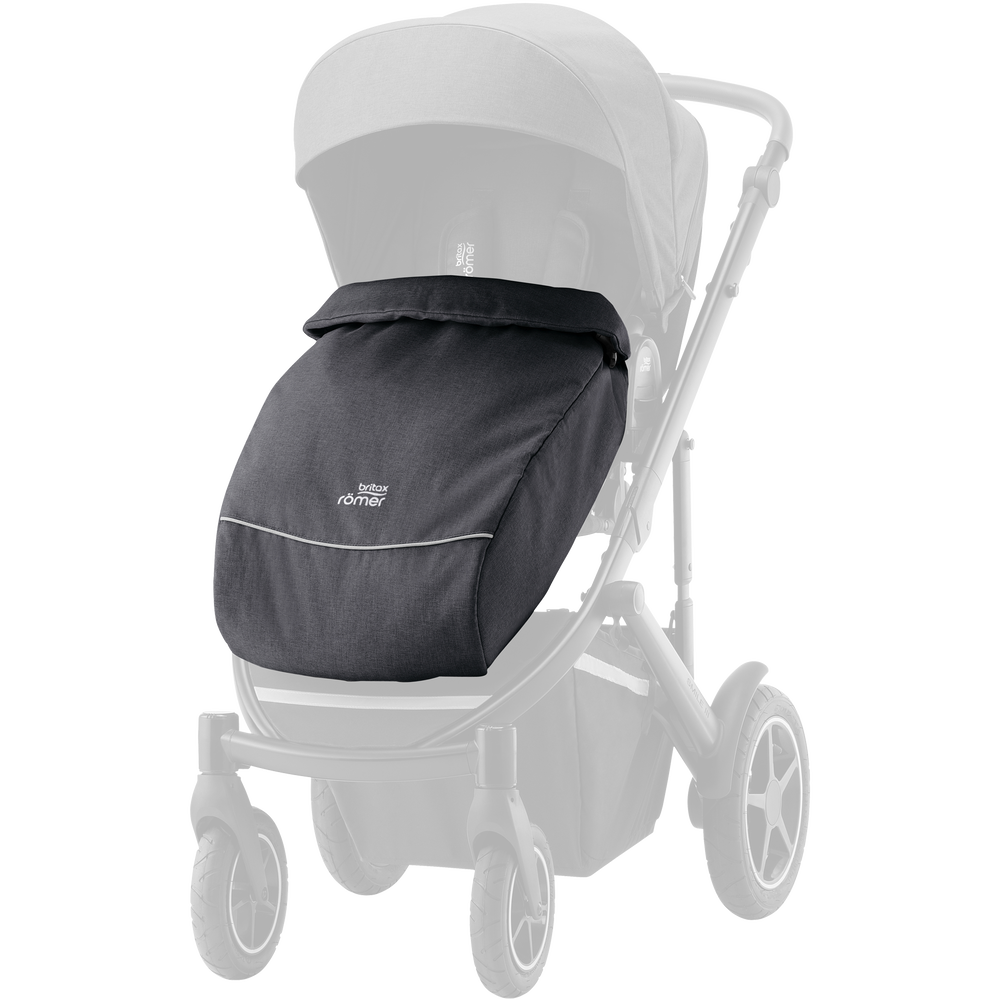 Britax Smile III Vindskydd Midnight Grey
