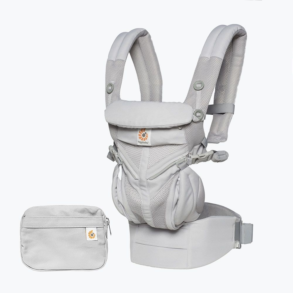 Ergobaby Omni 360 Cool Air Mesh Grå