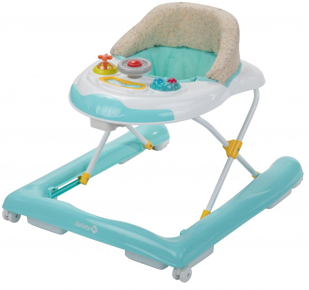 Safety 1st Gåstol / Baby Walker Bolid Happy Day