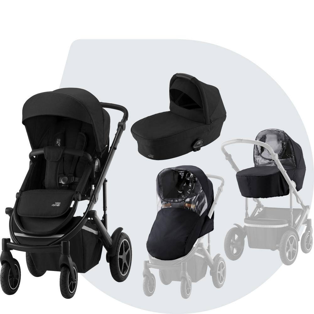 Britax Smile III Startpaket Space Black