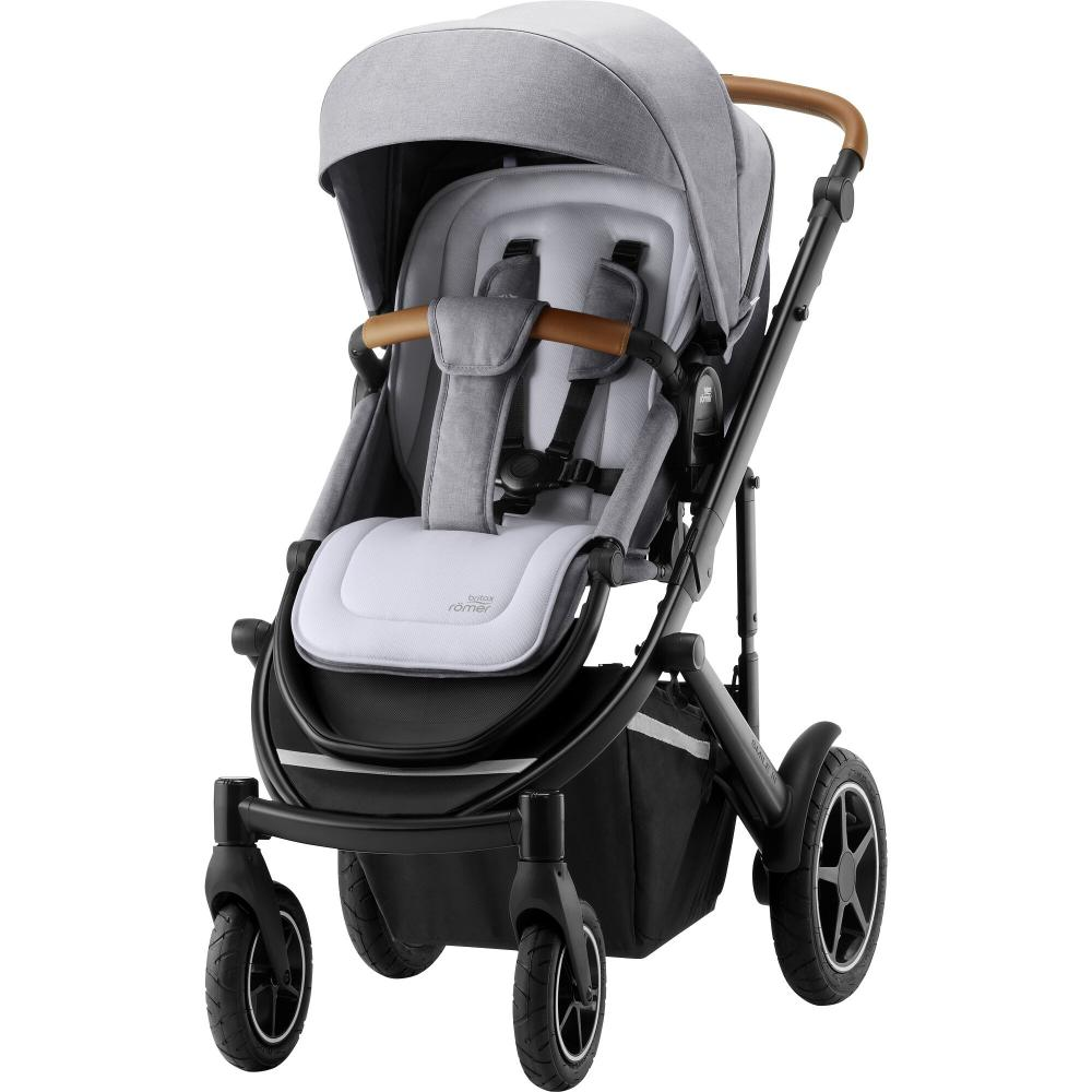 Britax Smile III Stay Cool Seat Liner Cloud   Sittdyna