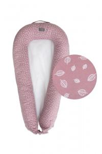 Vinter & Bloom Nordic Leaf Sleep Nest Rosa