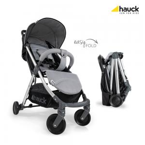 Hauck Swift Plus Silver Charcoal 2019