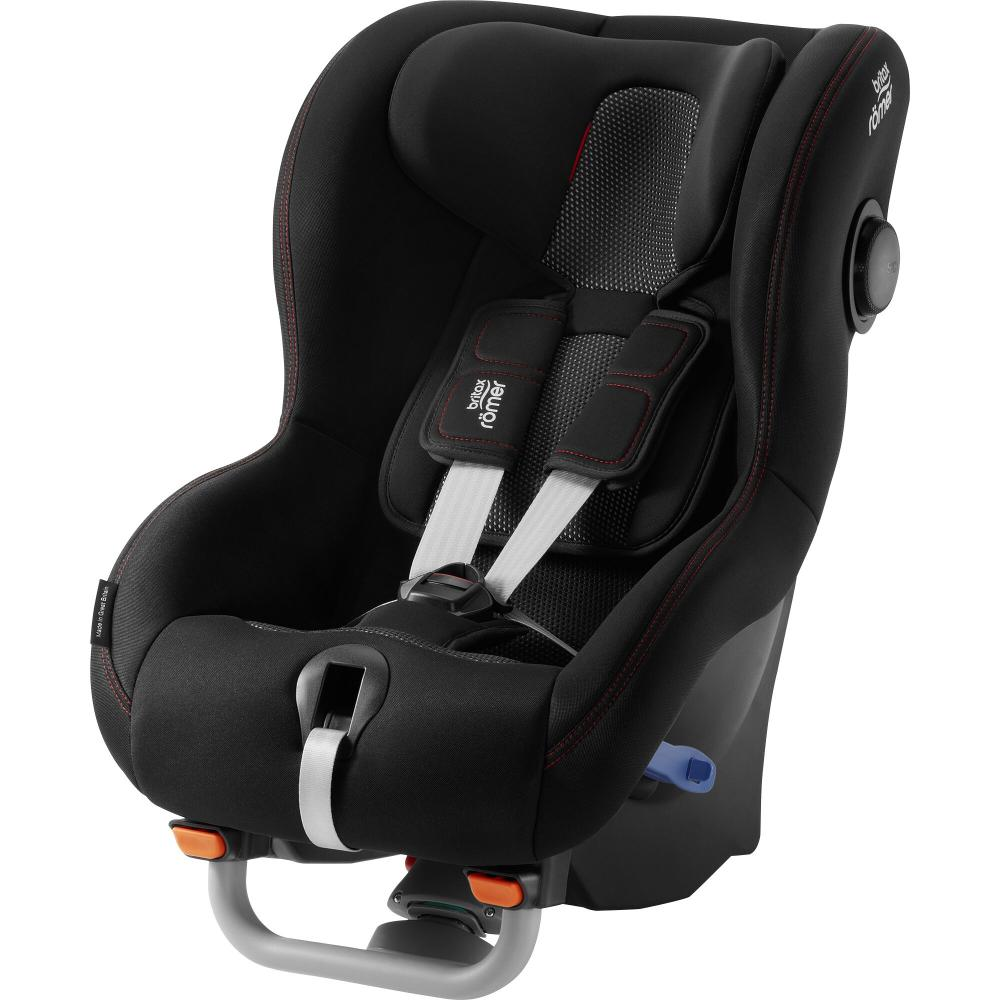 Britax Max-Way Plus 9-25 kg Cool Flow Black
