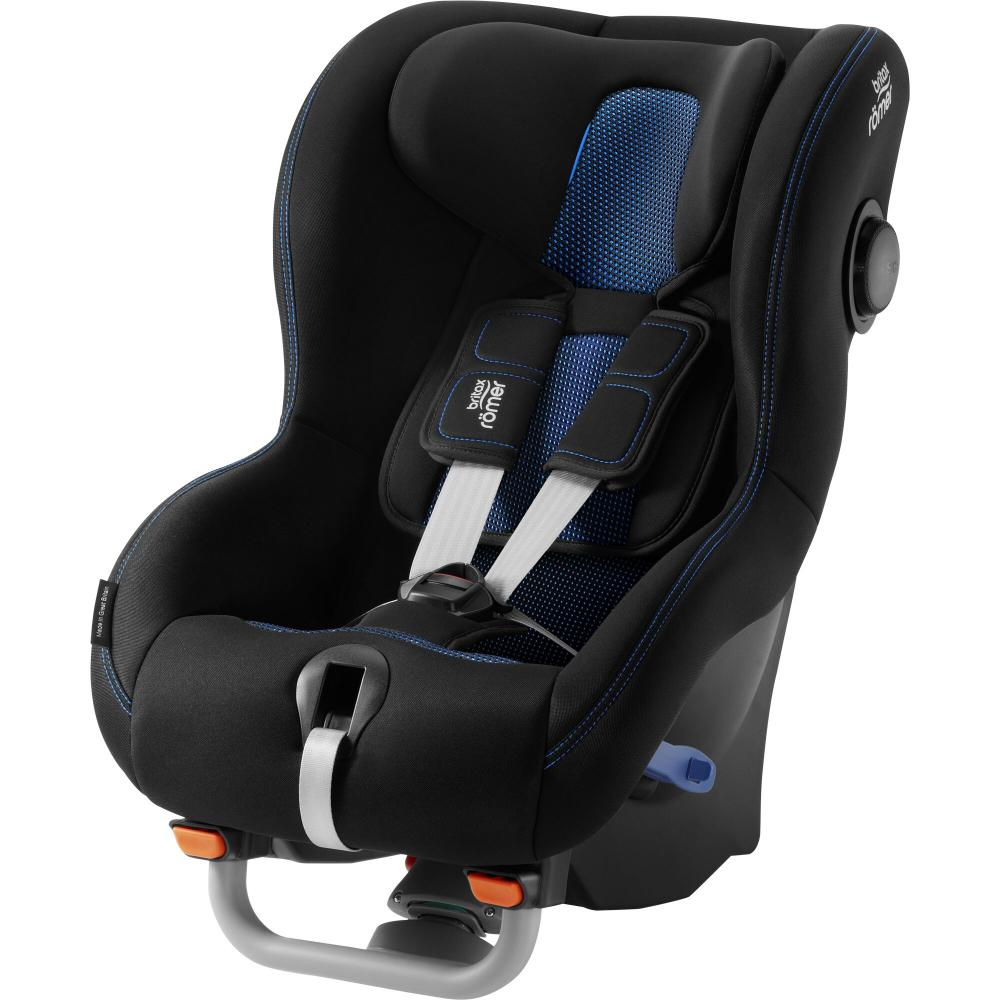 Britax Max-Way Plus 9-25 kg Cool Flow Blue