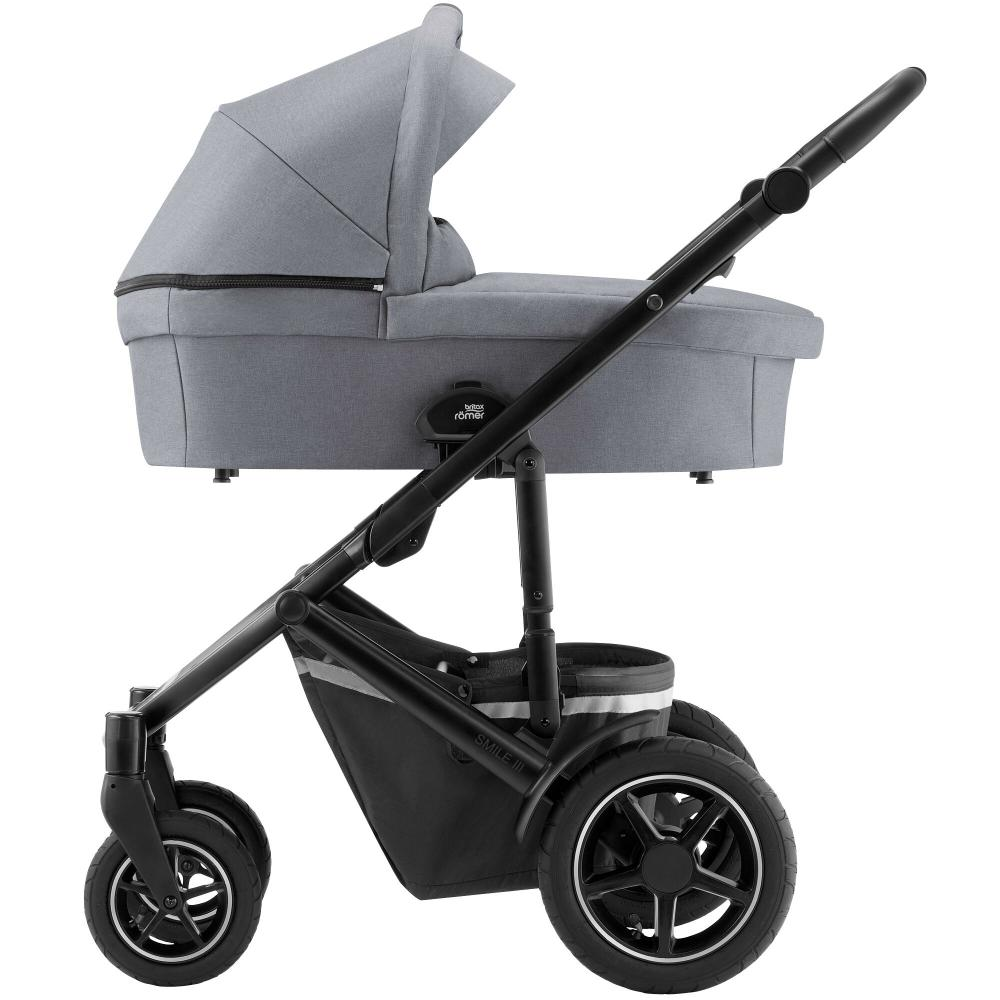 Britax Smile III Frost Grey Black