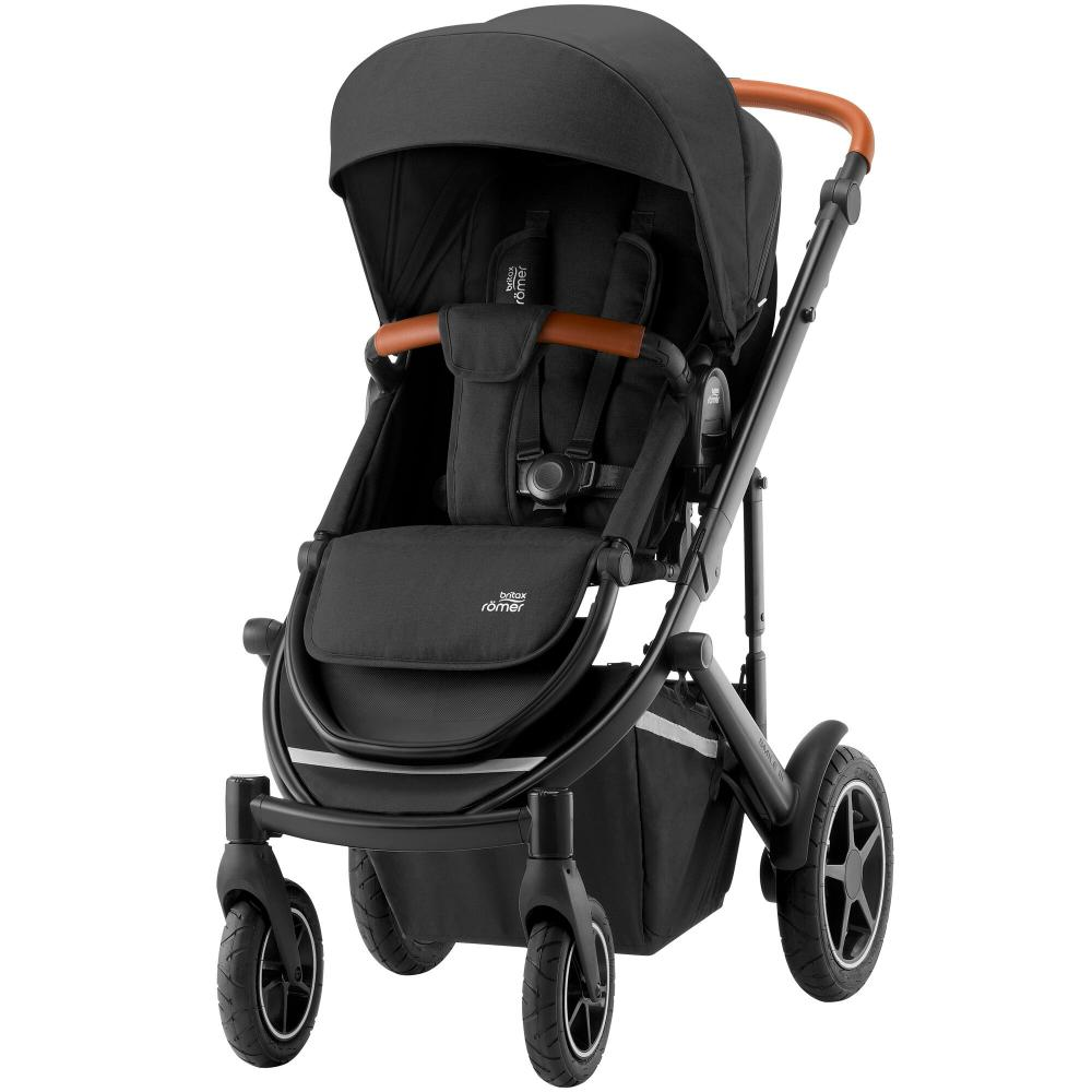 Britax Smile III Sittvagn Space Black Brown