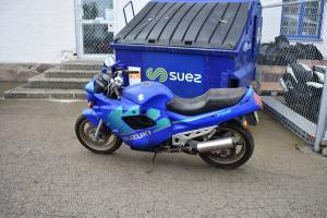 Suzuki GX750F