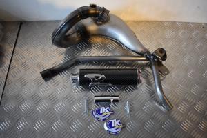 Turbo Kit Avgassystem