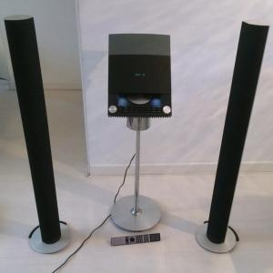 Bang & Olufsen Stereopaket Beosound 4 + Beolab 6000