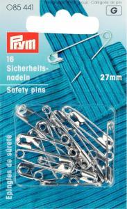 Säkerhetsnålar 27mm