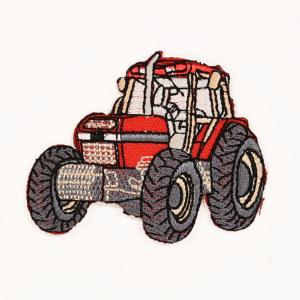 Applikation - Traktor Röd