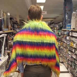 Gorillapäls Rainbow