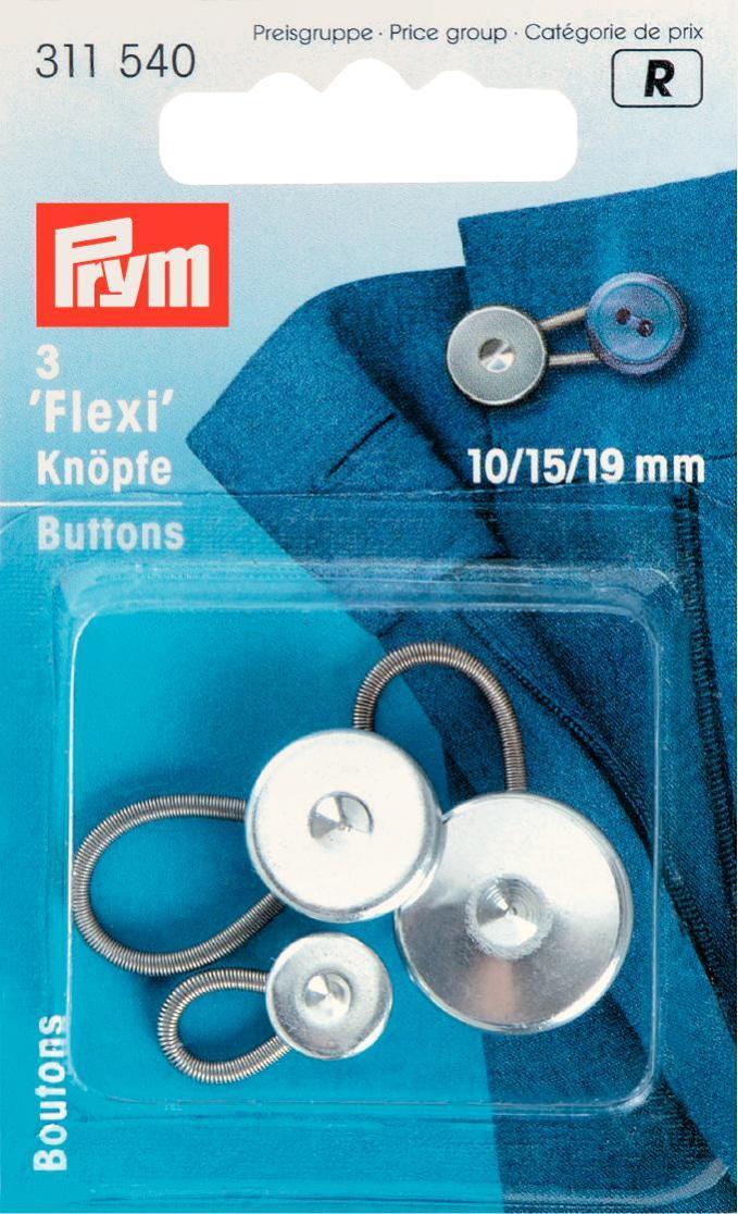 Flexiknapp 3-pack