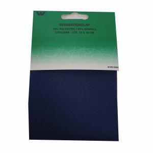 Kraftig reperationslapp - Marinblå