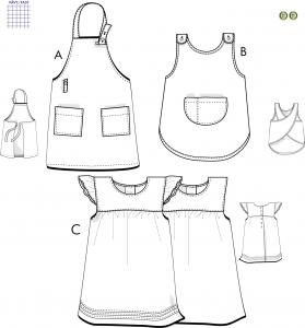 Förkläden
