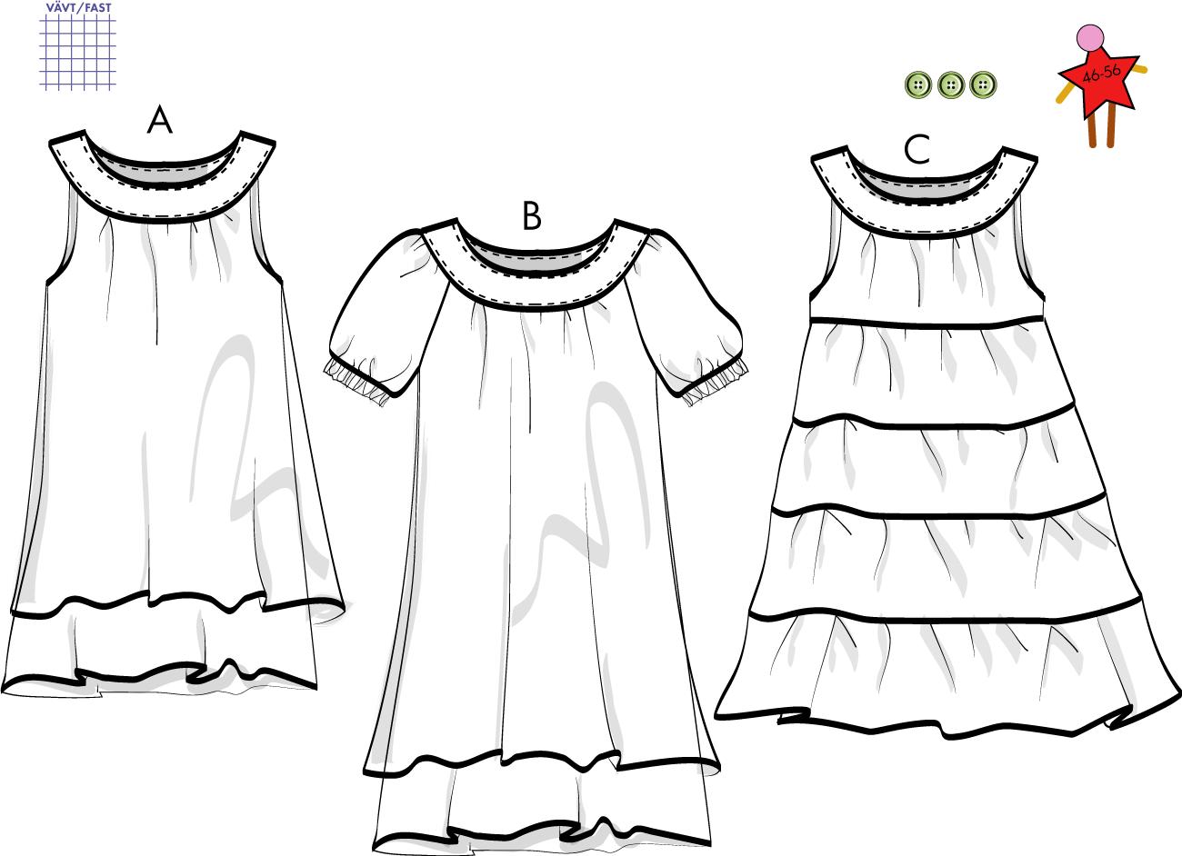 Blus/ kläning