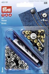 Nitar silver  9mm
