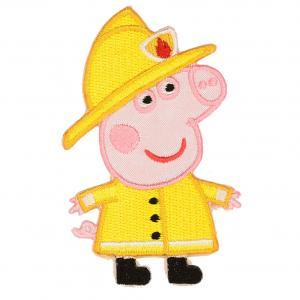 Applikation - Greta Gris som brandman