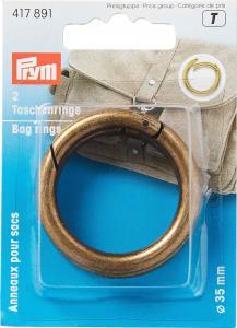 Öppningsbara ringar 35 mm