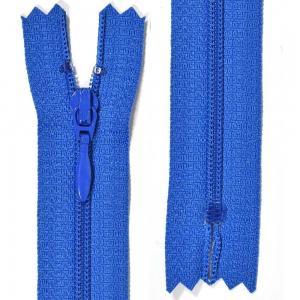Klänningslås 4 mm Kungsblå