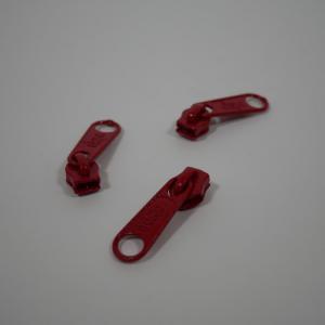 Löpare spiral 6 mm - Röd