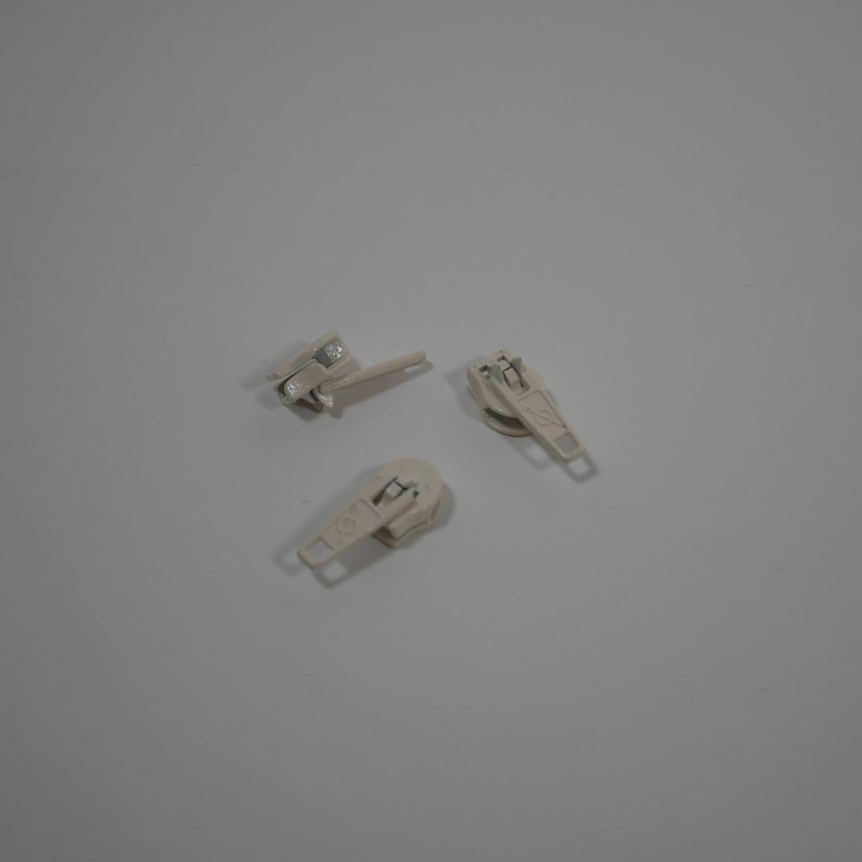 Löpare 4 mm Pin-lock - Naturvit