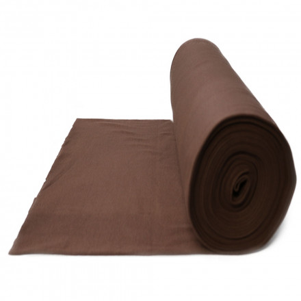 Muddväv Mörkbrun