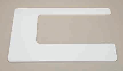 Iläggsplatta B - MC63/65/66/E71/72/7300