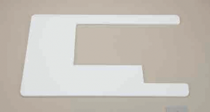 Iläggsplatta C - MC11000/Elna95/9600