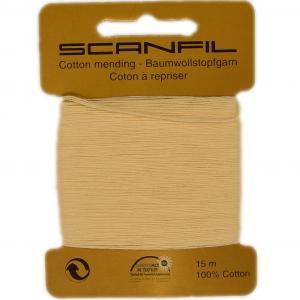 Stoppgarn Bomull - Off-white / Cream