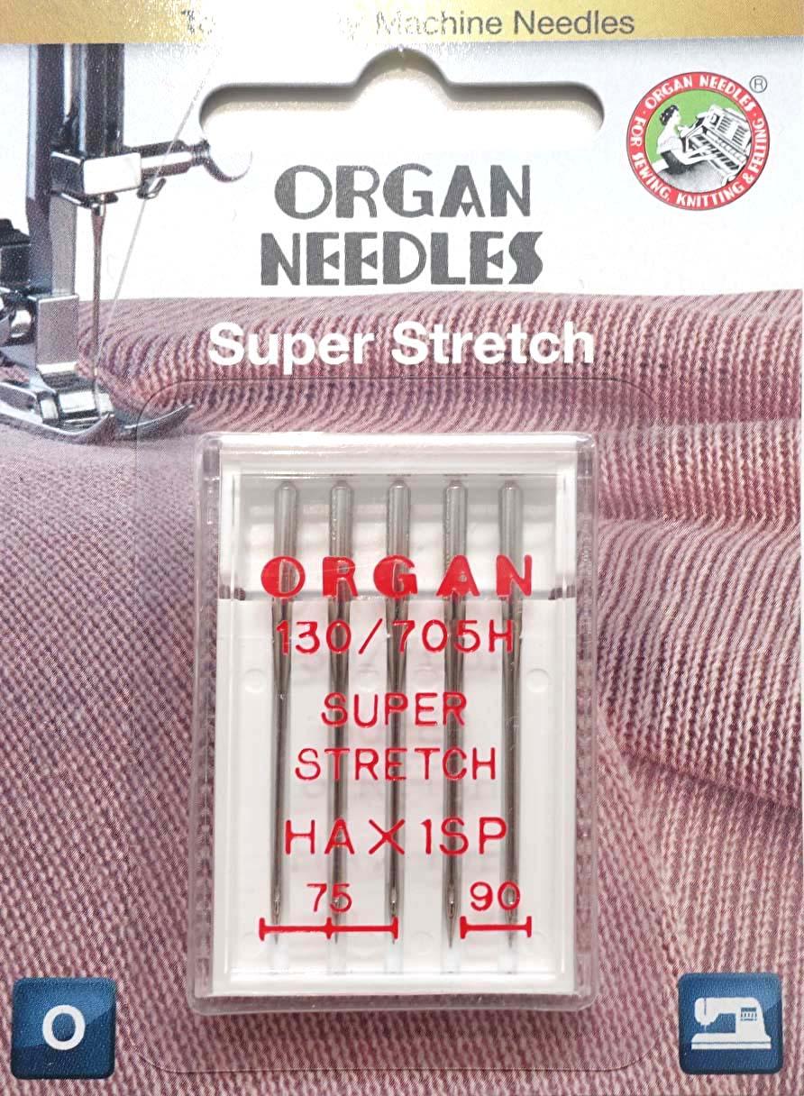 HAx1 sp 3 x 75  2 x 90 - Organ