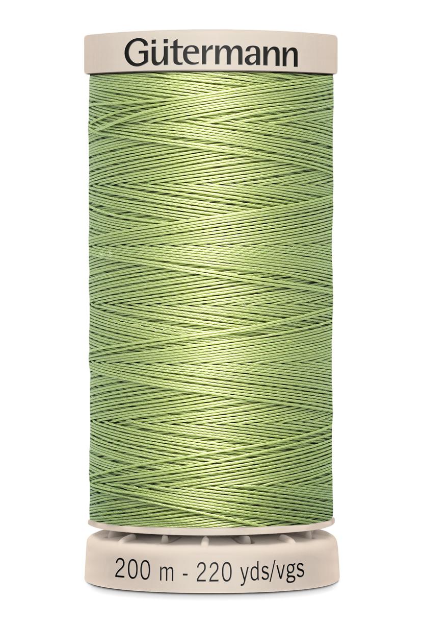 Vaxad handquilttråd 200m