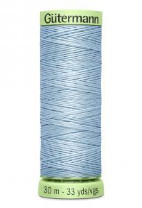 Knapptråd 30m Ljusblå