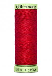 Knapptråd 30m Röd