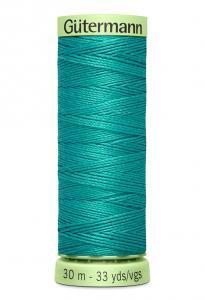 Knapptråd 30m Turkosgrön