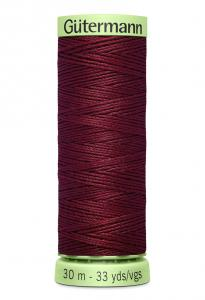 Knapptråd 30m Bordeaux