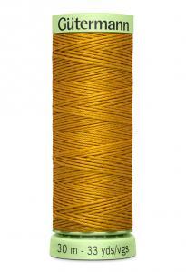 Knapptråd 30m Gulbrun