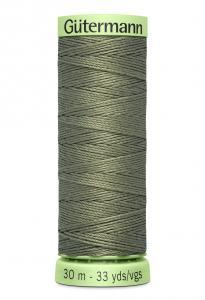 Knapptråd 30m Olivgrön