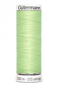 Polyestertråd 200 m Ljusgrön