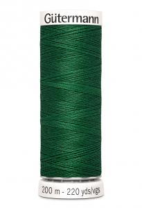 Polyestertråd 200 m Grön