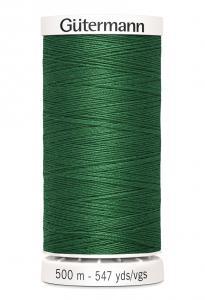 Polyestertråd 500 m Grön