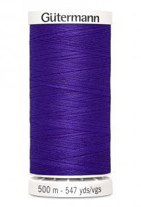 Polyestertråd 500 m Lila