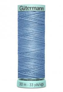 Knapphålssilke 30m Himmelsblå