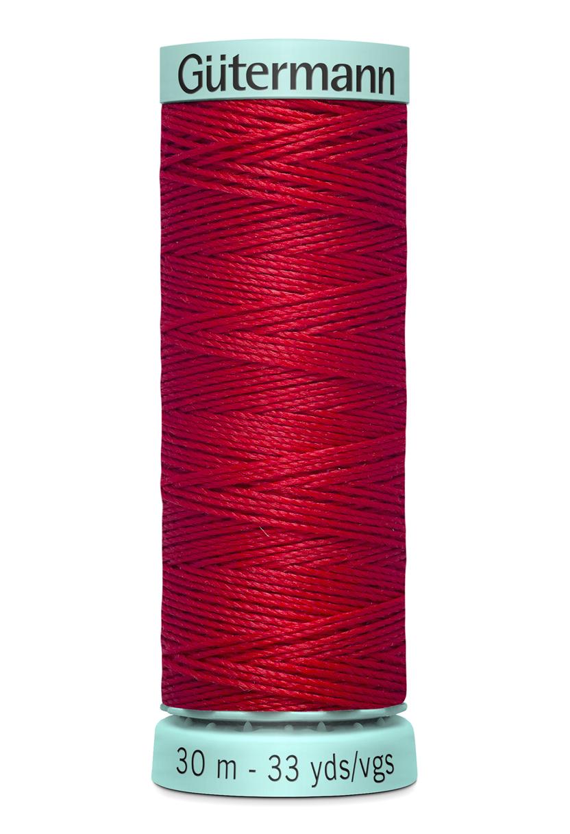 Knapphålssilke 30m Röd