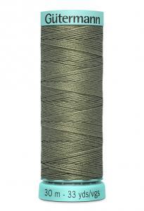 Knapphålssilke 30m Olivgrön