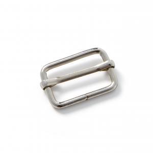 Reglagespänne metall 25 mm - Silver