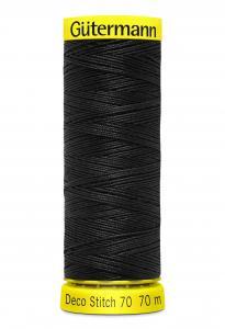 Deco stitch 70 - Enfärgad 70m